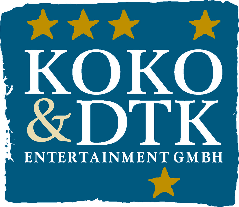 KOKO & DTK Entertainment - Veranstalterlogo